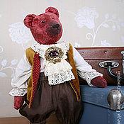 Куклы и игрушки ручной работы. Ярмарка Мастеров - ручная работа Плюшевый медведь Карл. Handmade.