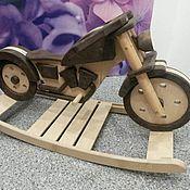Мотоцикл из фанеры своими руками 51