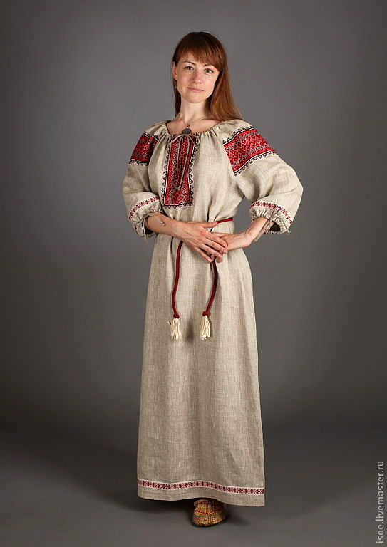 Женская народная одежда купить