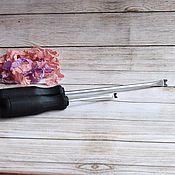 Материалы для творчества ручной работы. Ярмарка Мастеров - ручная работа Инструмент для набивки тедди и мягкой игрушки (stuffer). Handmade.