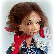 Куклы и игрушки ручной работы. Ярмарка Мастеров - ручная работа коллекционная кукла СЭЙБЛ (ПРОДАНА). Handmade.