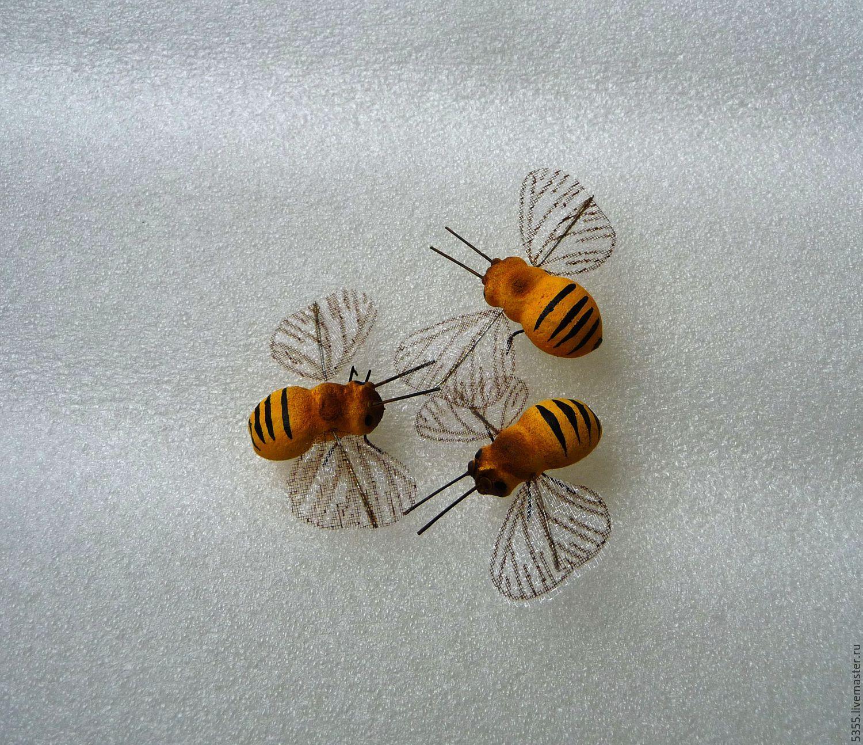 Пчела сделай своими руками