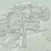 Картины и панно ручной работы. Ярмарка Мастеров - ручная работа рисунок. Handmade.