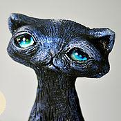 Куклы и игрушки handmade. Livemaster - original item Tenge. From the flat cats. Handmade.