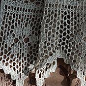 Для дома и интерьера ручной работы. Ярмарка Мастеров - ручная работа Подзорчик кружевной в буфет. Handmade.