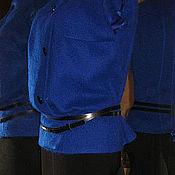 Одежда ручной работы. Ярмарка Мастеров - ручная работа Жилет из мохера. Handmade.