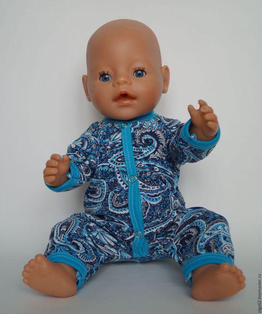 Одежда для кукол ручной работы. Ярмарка Мастеров - ручная работа. Купить Комбинезоны для пупса беби бон. Handmade. Беби бон
