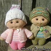 Куклы и игрушки ручной работы. Ярмарка Мастеров - ручная работа Пупсы-малышки. Handmade.