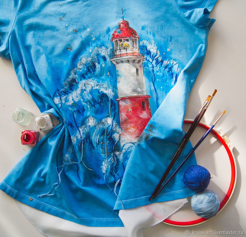 T-Shirt Lighthouse, T-shirts, Tolyatti,  Фото №1