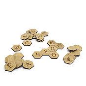 Мягкие игрушки ручной работы. Ярмарка Мастеров - ручная работа Настольная игра для всей семьи «Рой». Handmade.