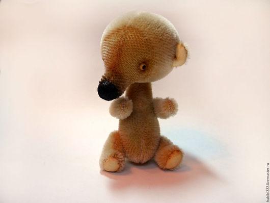 Мишки Тедди ручной работы. Ярмарка Мастеров - ручная работа. Купить Мишка Марти. Handmade. Бежевый, утконос, Масляная краска