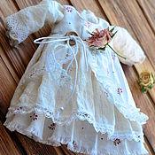 Одежда для кукол ручной работы. Ярмарка Мастеров - ручная работа Винтажный комплект для Блайз. Handmade.