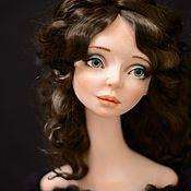"""Куклы и игрушки ручной работы. Ярмарка Мастеров - ручная работа Авторская кукла """"Черный лебедь"""". Handmade."""