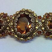Украшения handmade. Livemaster - original item Bracelet with citrine
