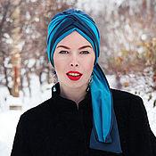 Аксессуары handmade. Livemaster - original item turban - turban, turri