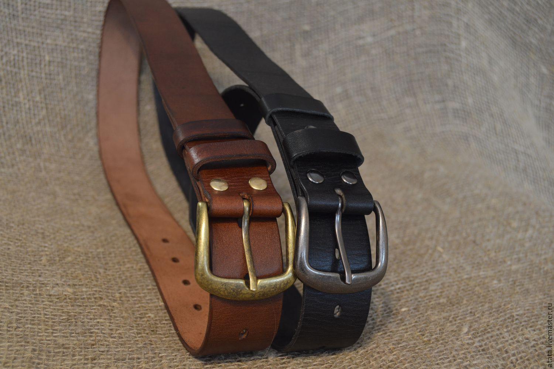 Leather belt, Straps, Novokuznetsk,  Фото №1
