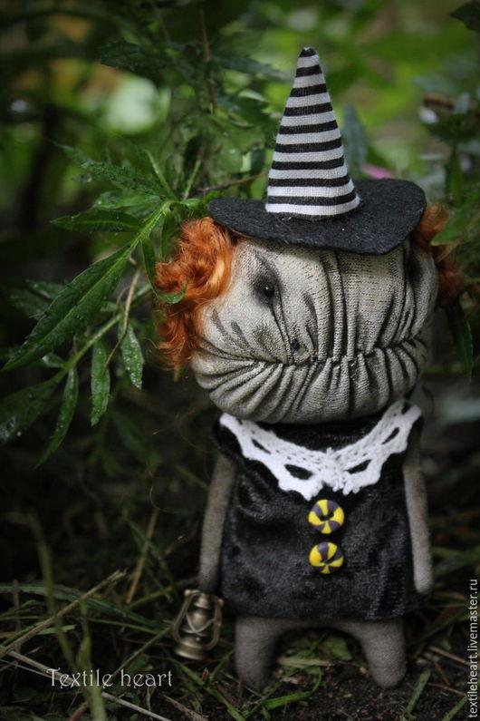 Куклы и игрушки ручной работы. Ярмарка Мастеров - ручная работа. Купить Эбигейл. Handmade. Монстр, Страшные игрушки, страшные куклы