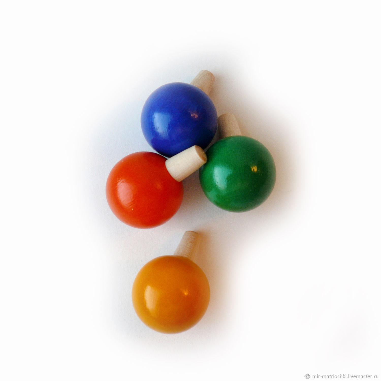 Ball pinochle 100 pieces, Stuffed Toys, Sarov,  Фото №1