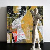 Картины ручной работы. Ярмарка Мастеров - ручная работа Абстрактный натюрморт. Handmade.