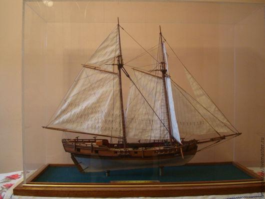 """Подарки для мужчин, ручной работы. Ярмарка Мастеров - ручная работа. Купить Корабль """" Berbice"""".. Handmade. Корабль, морская тематика"""