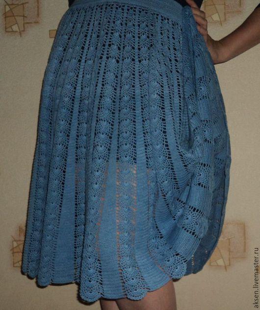 Ажурная юбка доставка