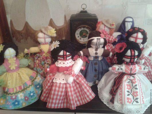 Позитивные куклы-настроение.