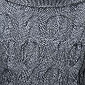 Материалы для творчества ручной работы. Ярмарка Мастеров - ручная работа Схема авторская для вязания пальто. Handmade.