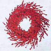 Материалы для творчества handmade. Livemaster - original item 528.  servilleta para decoupage. Handmade.