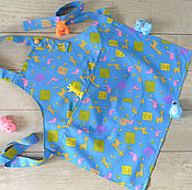 Для дома и интерьера handmade. Livemaster - original item Apron gift for girl or boy Animals. Handmade.
