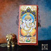 Фен-шуй и эзотерика handmade. Livemaster - original item Box of money,