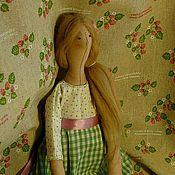 Куклы и игрушки ручной работы. Ярмарка Мастеров - ручная работа Тильдочка Лиза. Handmade.