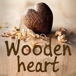 Wooden heart (begemotikmaster) - Ярмарка Мастеров - ручная работа, handmade