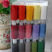Нитки швейные набор 30 цветов