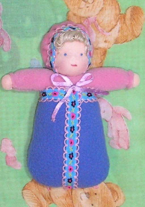 Ароматизированные куклы ручной работы. Ярмарка Мастеров - ручная работа. Купить малая сонница. Handmade.