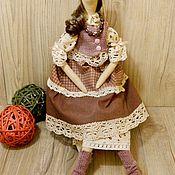 Куклы и игрушки ручной работы. Ярмарка Мастеров - ручная работа Кукла Аннушка. Handmade.