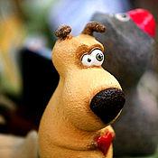Куклы и игрушки ручной работы. Ярмарка Мастеров - ручная работа Собачье Сердце. Handmade.