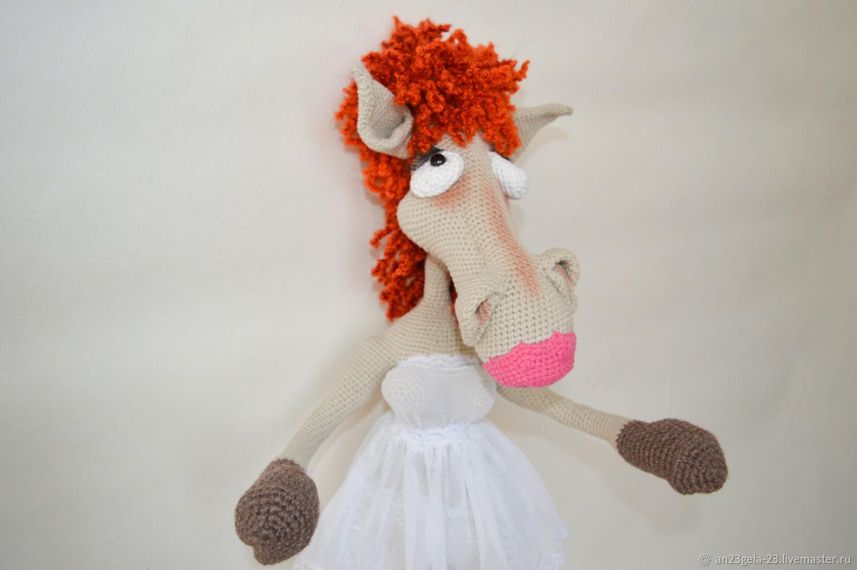 Лошадь в манто, Куклы и пупсы, Бровары,  Фото №1
