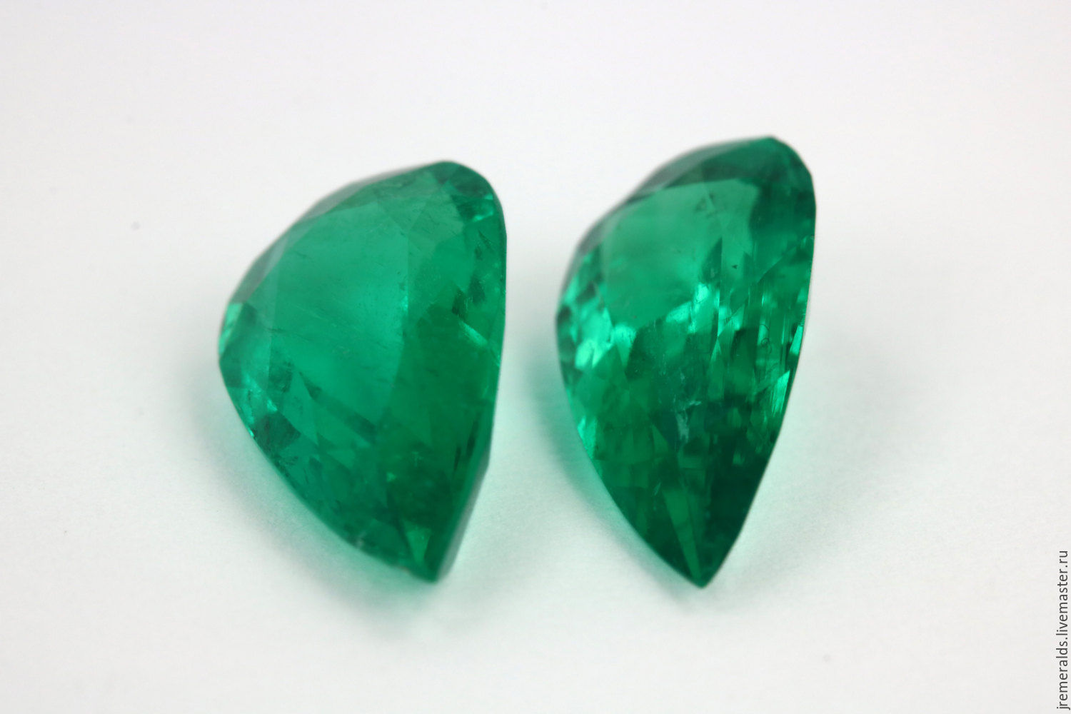 emerald natural aaa colombian and in no egl green kavels ring cocktail neon white gold reserve certified diamonds kt ct