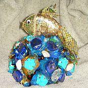 Сувениры и подарки ручной работы. Ярмарка Мастеров - ручная работа Царица синего моря. Handmade.