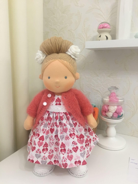 Марго - вальдорфская куколка, Вальдорфские куклы и звери, Самара,  Фото №1