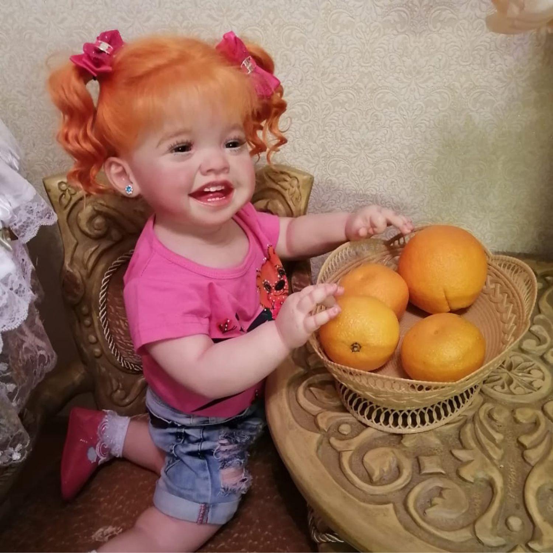 Реборн Мила от Пинг Лау, Куклы Reborn, Балашиха,  Фото №1