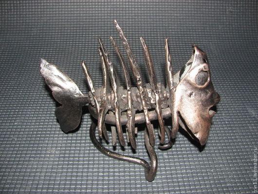 Статуэтки ручной работы. Ярмарка Мастеров - ручная работа. Купить рыба. Handmade. Рыба, предмет интерьера