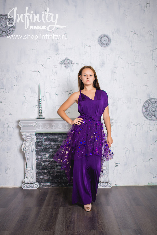 325533d7f10 Вечернее платье для девочки 12-16 лет – купить в интернет-магазине ...