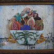 Картины и панно handmade. Livemaster - original item ceramic mural