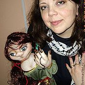 Подарки к праздникам ручной работы. Ярмарка Мастеров - ручная работа Портретная кукла. Handmade.