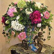 """Цветы и флористика ручной работы. Ярмарка Мастеров - ручная работа """"Волшебная колесница"""". Handmade."""