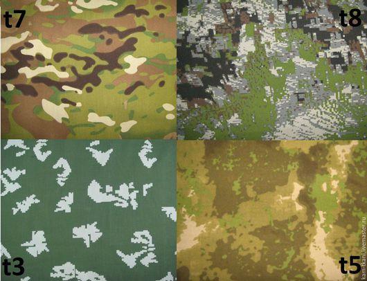 Шитье ручной работы. Ярмарка Мастеров - ручная работа. Купить ТИСИ сорочка Камуфляж (1,5х1м). Handmade. Разноцветный, ткань