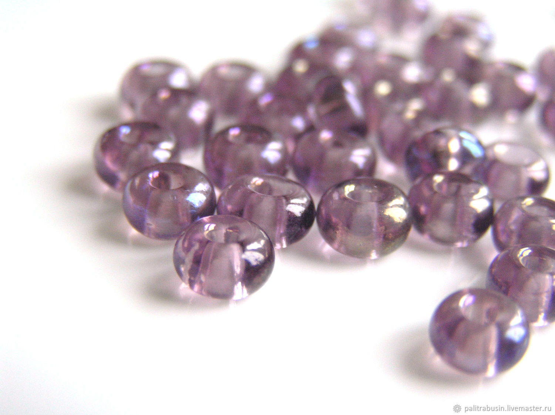 Glass beads 10 pieces, Beads1, Tyumen,  Фото №1