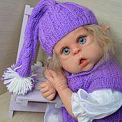 Куклы и игрушки ручной работы. Ярмарка Мастеров - ручная работа Реборн лимитированный,Офелия скульптора Olga Auer. Handmade.