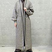 Одежда ручной работы. Ярмарка Мастеров - ручная работа Пальто женское Rock Royalty. Handmade.